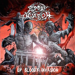 Bloody Invasion - EP Bloody Invasion