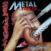 Metal Forces Presents... Demolition - Scream Your Brains Out