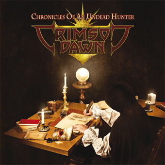Crimson Dawn - Chronicles Of An Undead Hunter