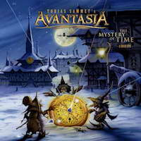 The Mystery Of Time (A Rock Epic)