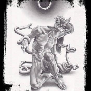 Crowned With The Serpent Sun