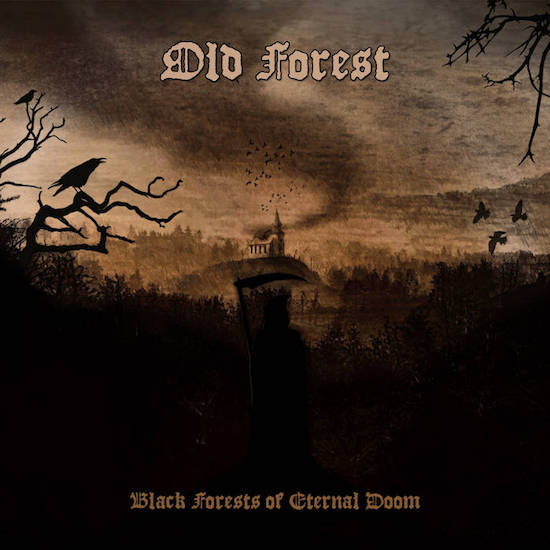 Black Forests Of Eternal Doom