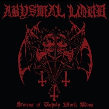 Storms Of Unholy Black Mass