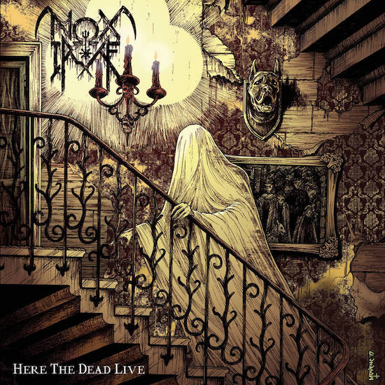 Here The Dead Live