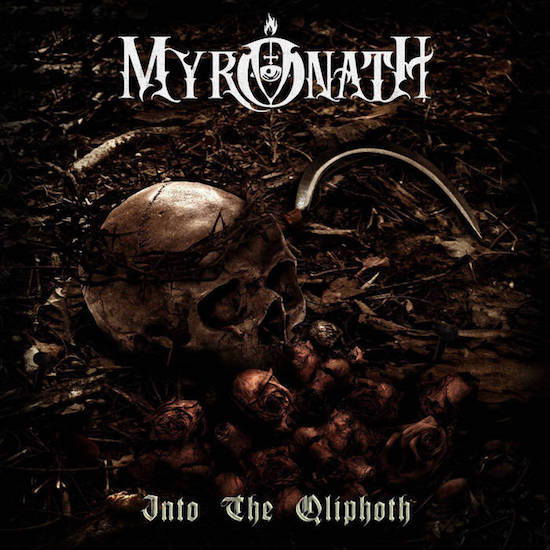 Myronath - Into The Qliphoth