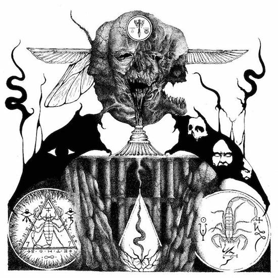 Typhomanteia: Sacred Triarchy Of Spiritual Putrefaction