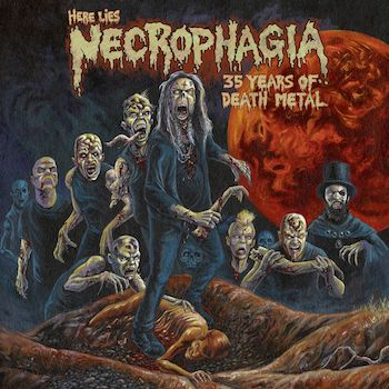 Here Lies Necrophagia: 35 Years Of Death Metal