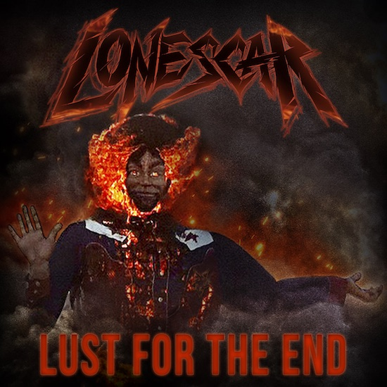 Lonescar - Lust For The End