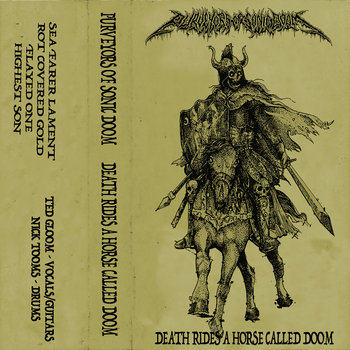 Death Rides A Horse Called Doom