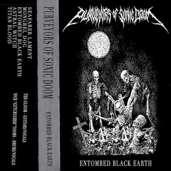 Entombed Black Earth