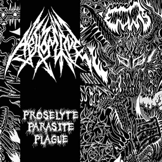 Proselyte Parasite Plague