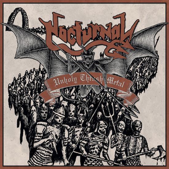 Unholy Thrash Metal / Eternal Proscription
