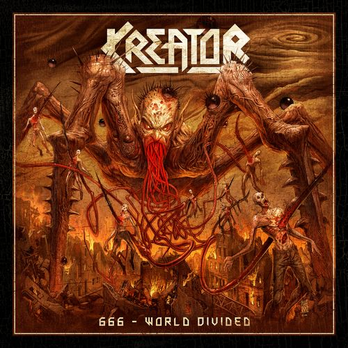 666 - World Divided / Checkmate