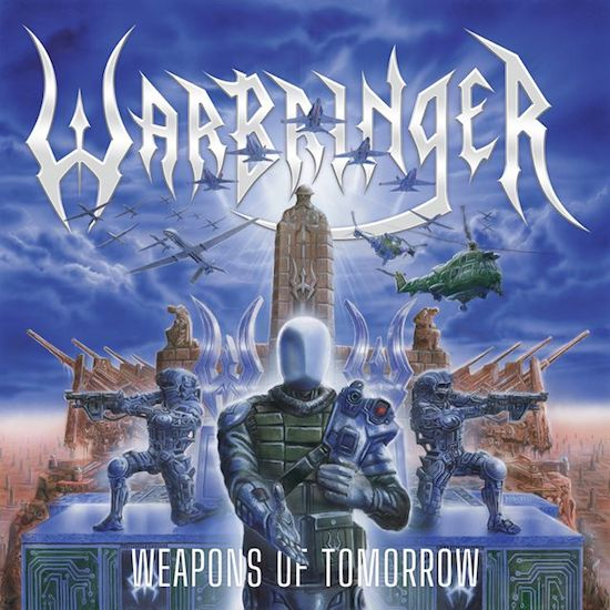 Weapons Of Tomorrow
