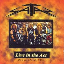 Live In The Act