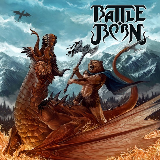 Battle Born - Battle Born