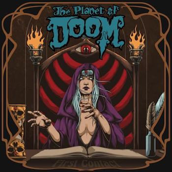 The Planet Of Doom - First Contact
