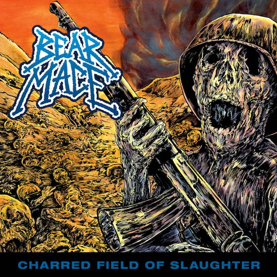 Charred Field Of Slaughter