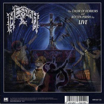 The Choir Of Horrors And Rotten Perish Era Live