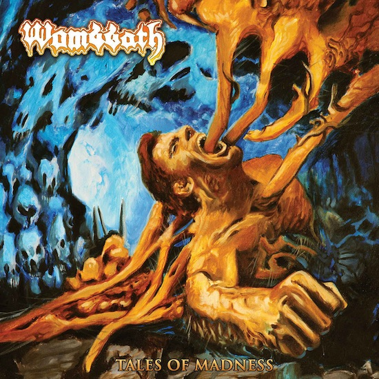 Wombbath - The Shadow At The World's End