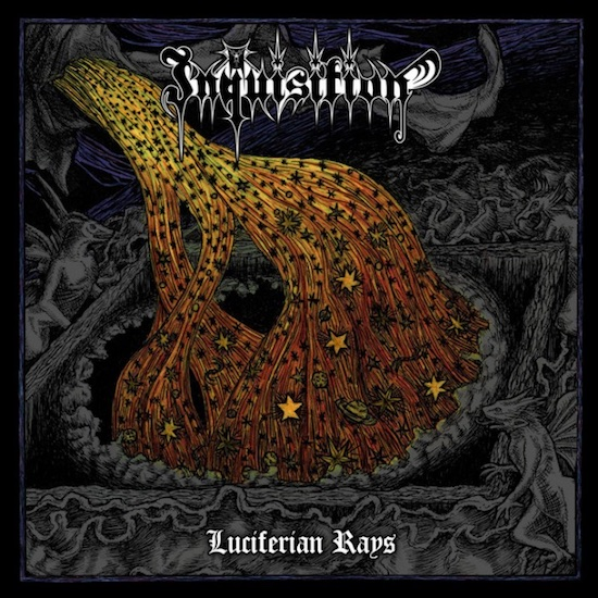 Luciferian Rays