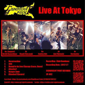 Live At Tokyo