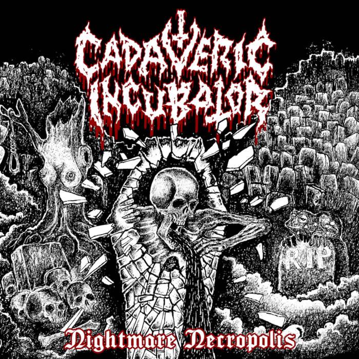 Cadaveric Incubator - Nightmare Necropolis