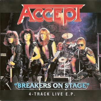 Breakers On Stage