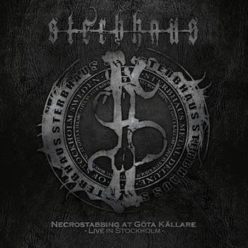 Necrostabbing At Göta Källare - Live In Stockholm