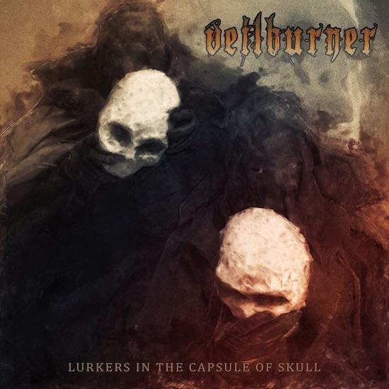 Lurkers In The Capsule Of Skull