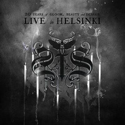 20 Years Of Gloom, Beauty And Despair: Live In Helsinki