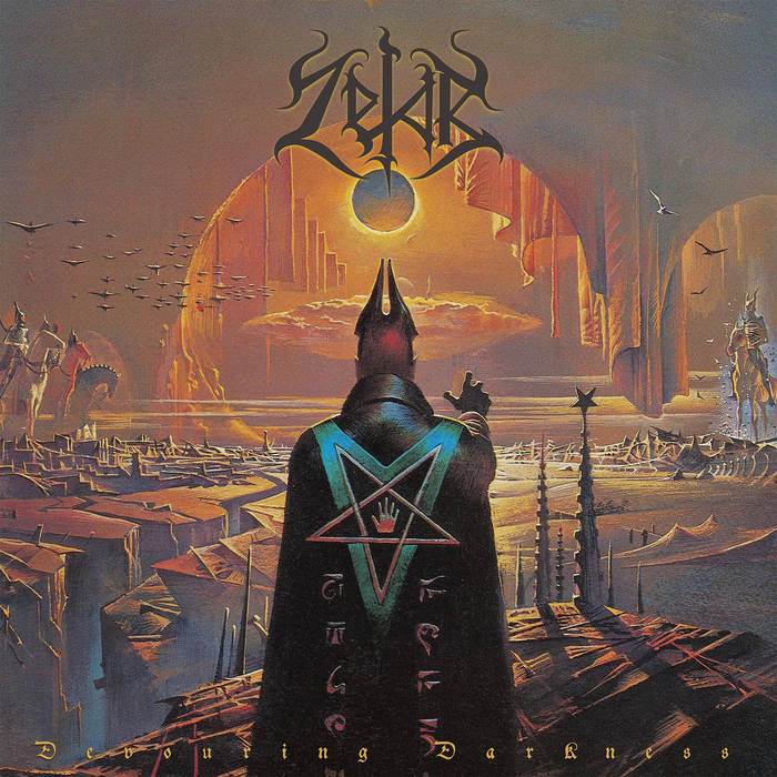 Zetar - Devouring Darkness