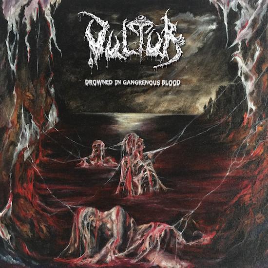 Vultur - Drowned In Gangrenous Blood