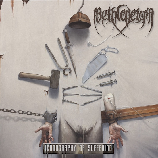 Bethledeign - Iconography of Suffering