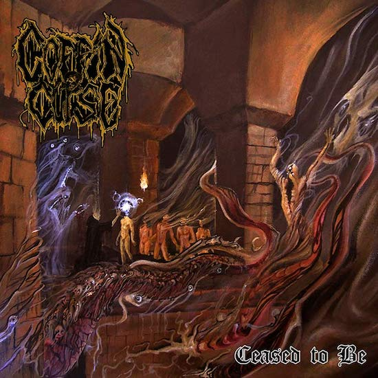 Coffin Curse - Ceased To Be