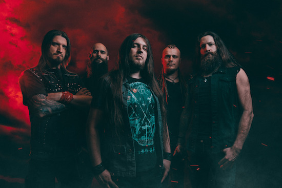 VANE Launches Video for 'Rise to Power'