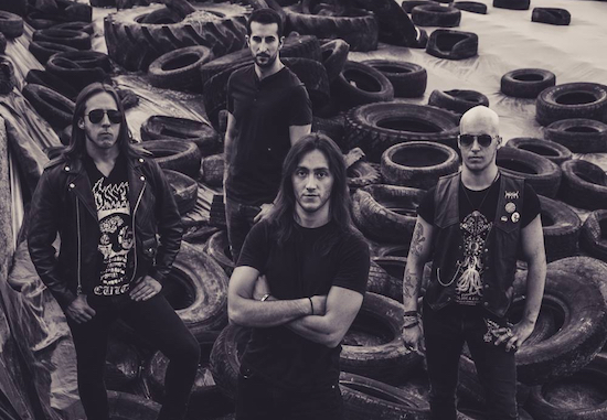 VIOLBLAST Revealed Video for 'Trivialization Of Murder'