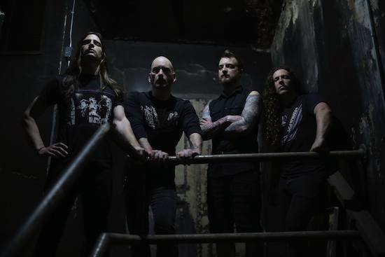 ARSIS Released Music Video for New Track 'Fathoms'