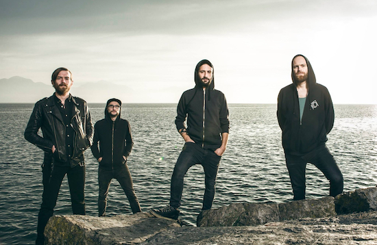 THE OCEAN Deliver New Video for 'Cambrian II: Eternal Recurrence'