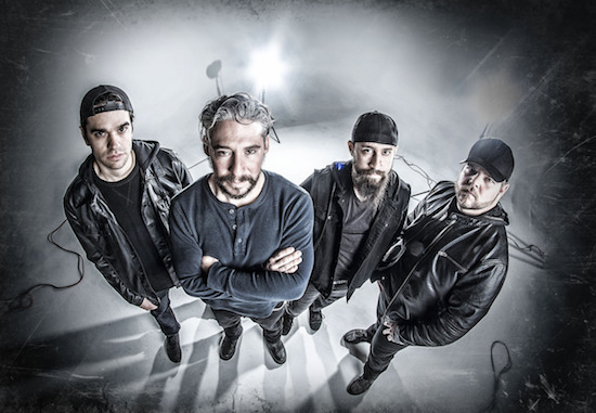 MYNAS Released Lyric Video for 'Tearing Down The Clouds'