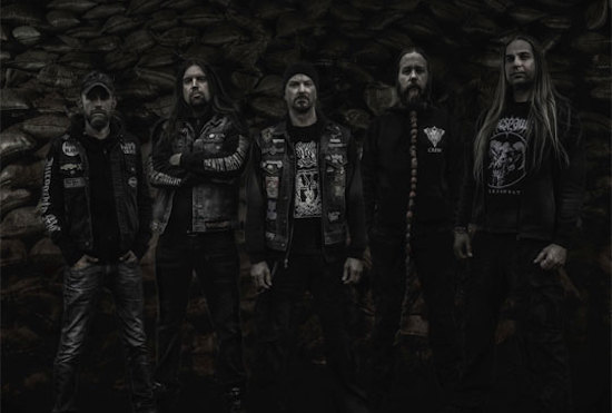 GODS FORSAKEN Premiers Lyric Video for 'From The Inside They Came'