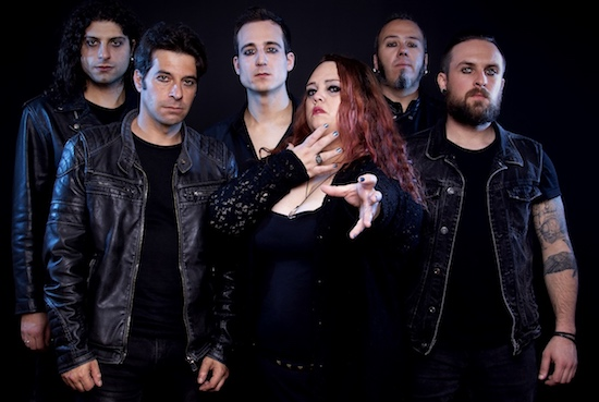 Enchantya premiere video for 'The Beginning'