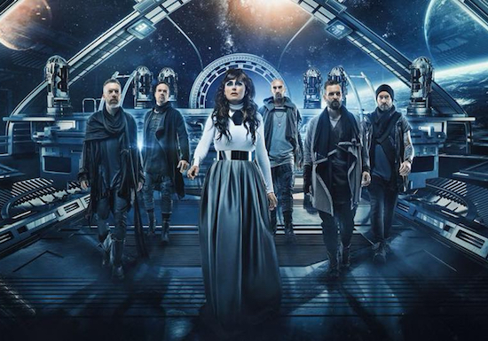WITHIN TEMPTATION Released Official Video for 'The Reckoning'