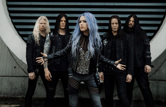 ARCH ENEMY Launches New Video for 'Reason To Believe'