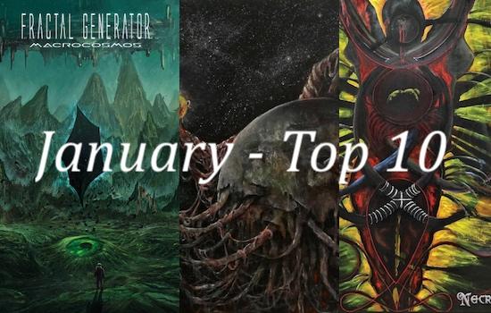 January - Top 10