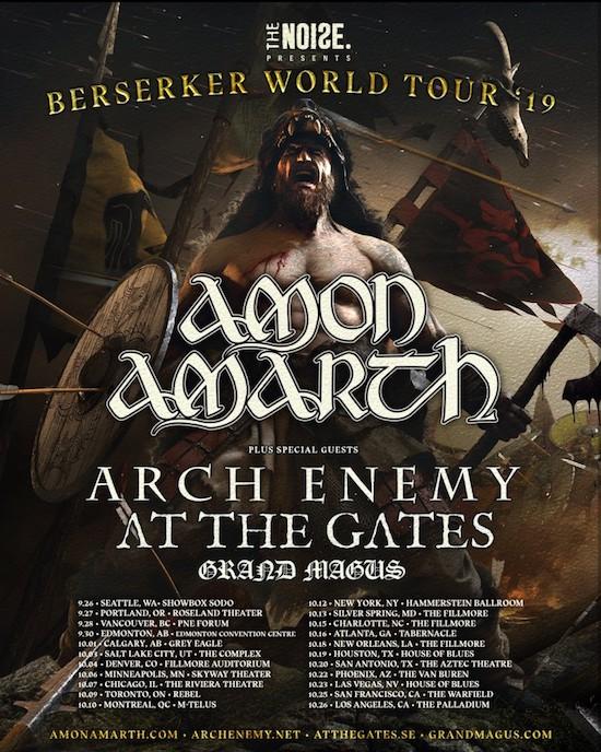 Amon Amarth_Tour_2019