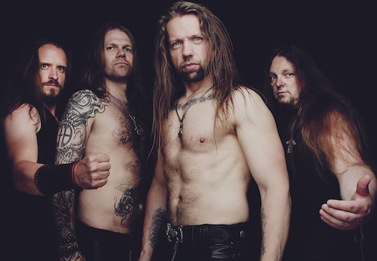 TÝR Unveils Video for 'Sunset Shore'