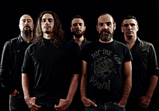 GOROD Premiere Lyric Video for Title Track 'Aethra'
