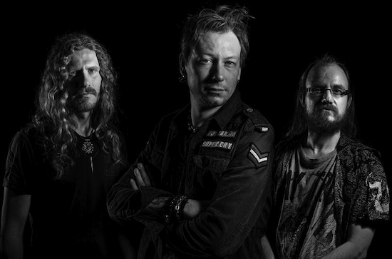 IRON FIRE Premiered Lyric Video for Title Track 'Dawn of Creation'