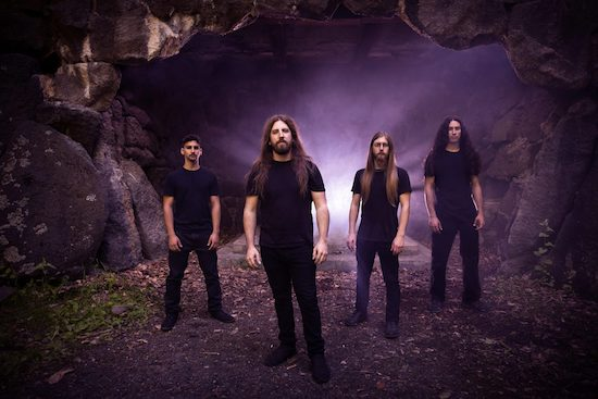 BEYOND CREATION Presents Video for 'The Inversion'